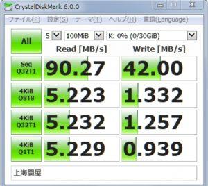 上海問屋 32GB