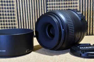 NIKON Micro 40mm 前玉