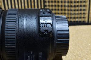 NIKON Micro 40mm ネジ