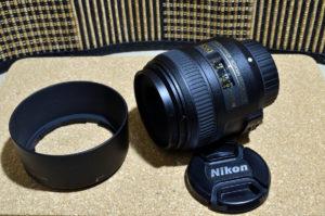 NIKON マクロレンズ 40mm