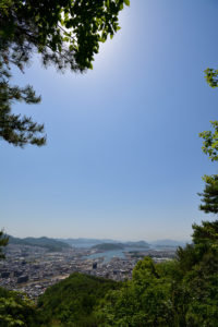 日浦山 登山