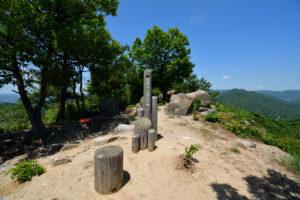 日浦山 山頂