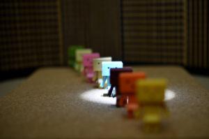 ダイソー LEDライト ダンボー