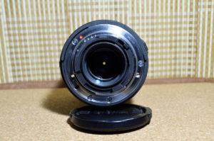 SIGMA 105mm マウント面