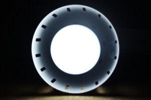 ND-1000 照明ON
