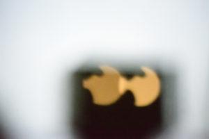 魚形 ボケフィルター