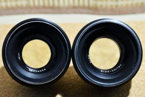 HELIOS-44-2 レンズ内