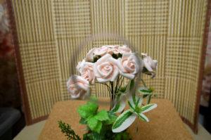 ダイソー 造花